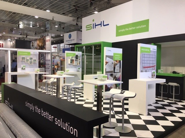 SIHL at the Labelexpo 2019