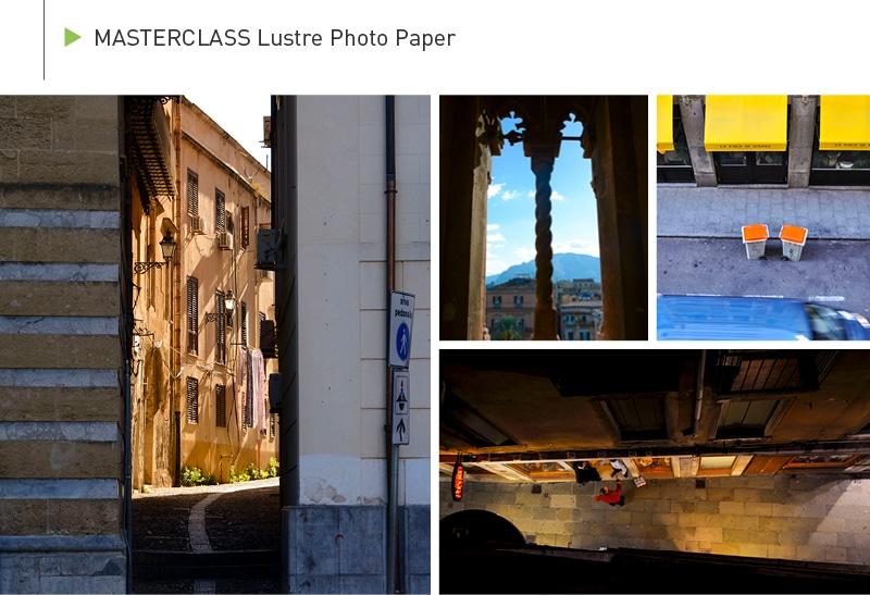 MASTERCLASS Lustre Photo Paper