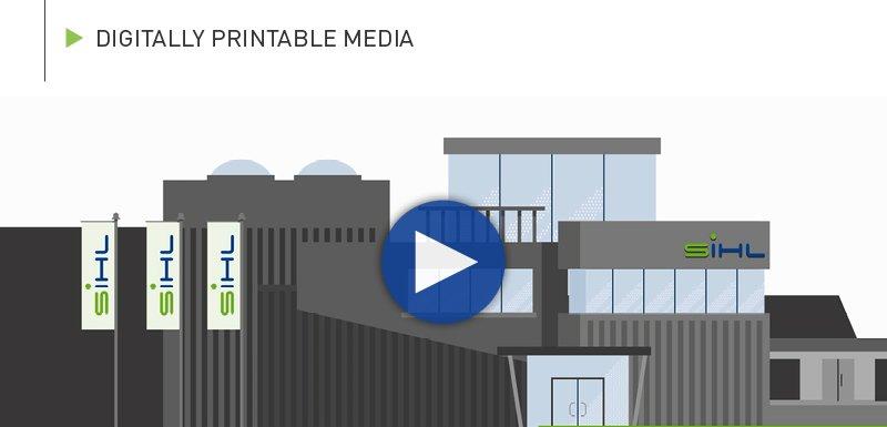 Digitally printable media
