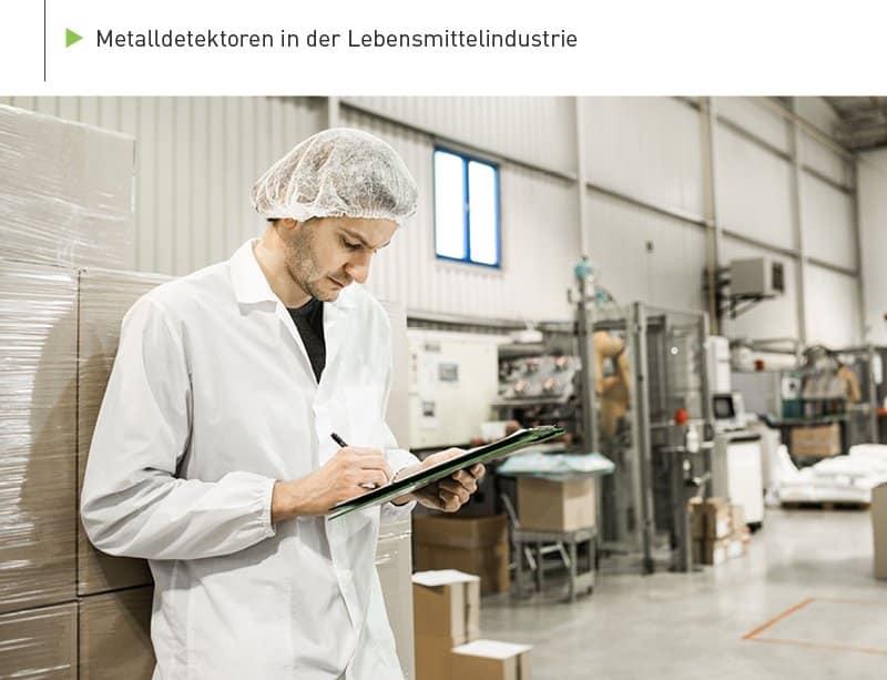 Metalldetektierbares Etikettenmaterial