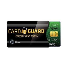 Cardguard by Badge4U – Schutz vor Datenraub
